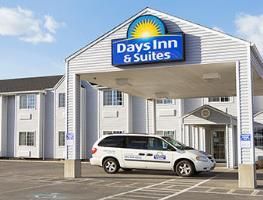 Hotel Days Inn & Suites Airway Heights/spokane Airport