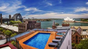 Hotel Holiday Inn Old Sydney