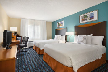 Hotel Fairfield Inn & Suites Dallas Plano