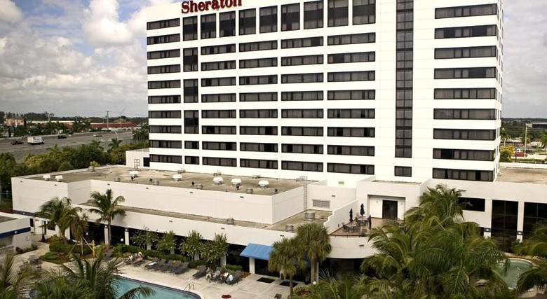 Sheraton Fort Lauderdale Airport & Cruise Port Hotel