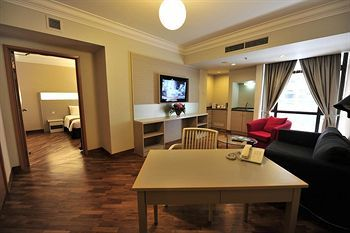Hotel Fort Canning Lodge