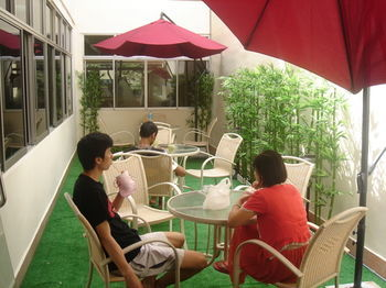 Albergue Backpackers@sg