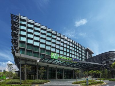 Hotel Holiday Inn Express Singapore Clarke Quay