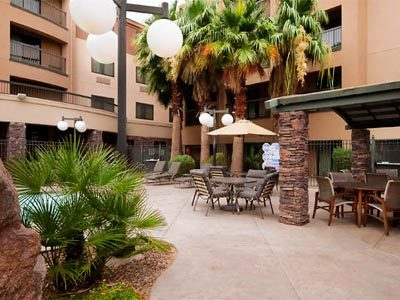 Hotel Courtyard By Marriott Las Vegas South