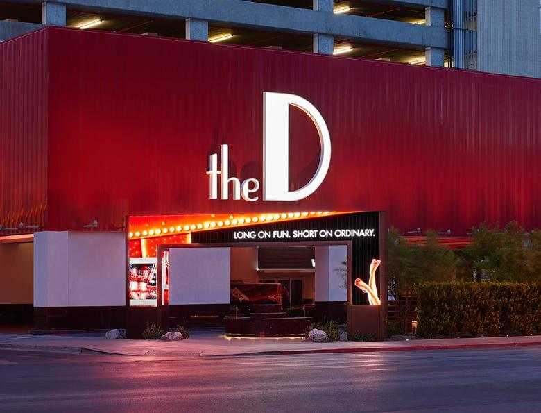 Hotel The D Las Vegas