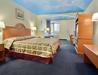 Hotel Days Inn And Suites Houston Channelview Tx