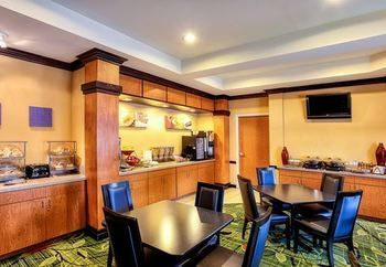 Hotel Fairfield Inn And Suites By Marriott Mcallen Airport