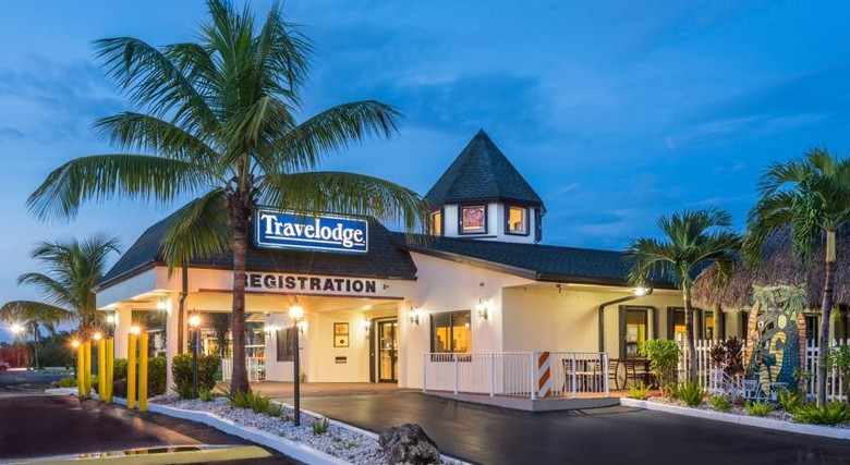 Hotel Travelodge Florida City