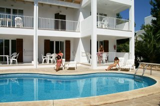 Apartamentos Sun Beach Resort