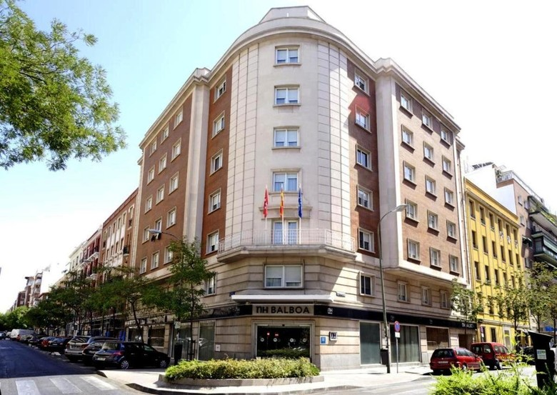 Hotel NH Madrid Balboa