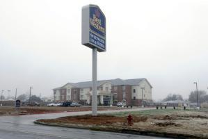 Hotel Best Western Plus Sweetwater Inn & Suites