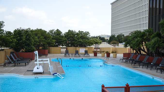 Hotel Renaissance Houston Greenway Plaza