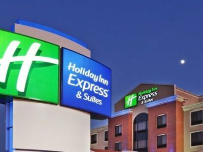 Hotel Holiday Inn Express And Suites North