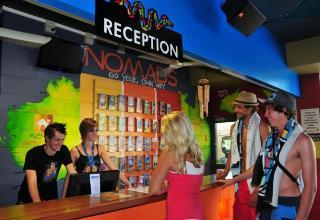 Hostal Nomads Cairns Backpackers