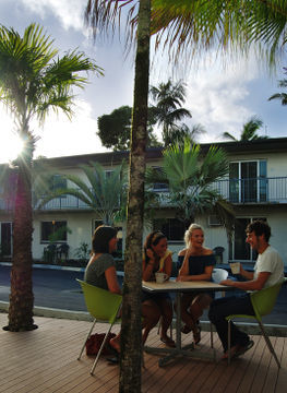 Hostal Cairns Beach House