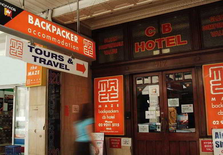 Hostal Maze Backpackers