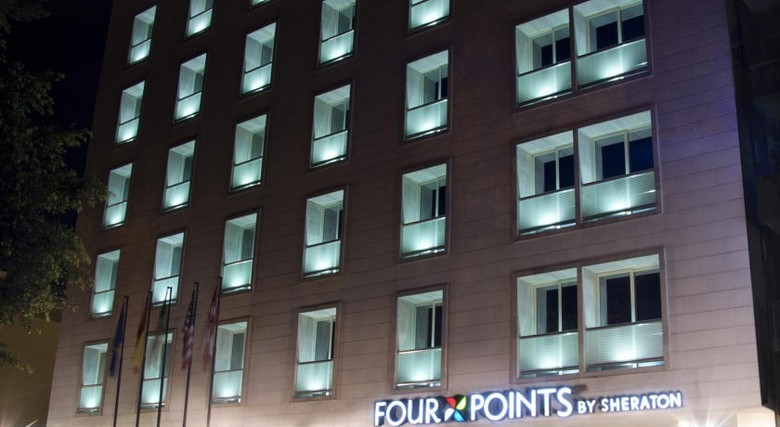 Hotel Four Points By Sheraton Mexico City Colonia Roma