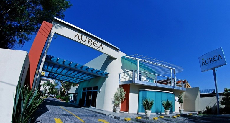 áurea Hotel And Suites