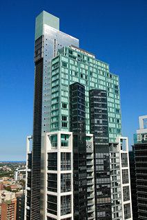 Hotel Meriton Serviced Apartments-world Tower