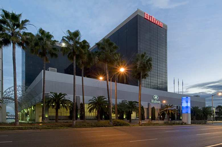 Hotel Hilton Los Angeles Airport