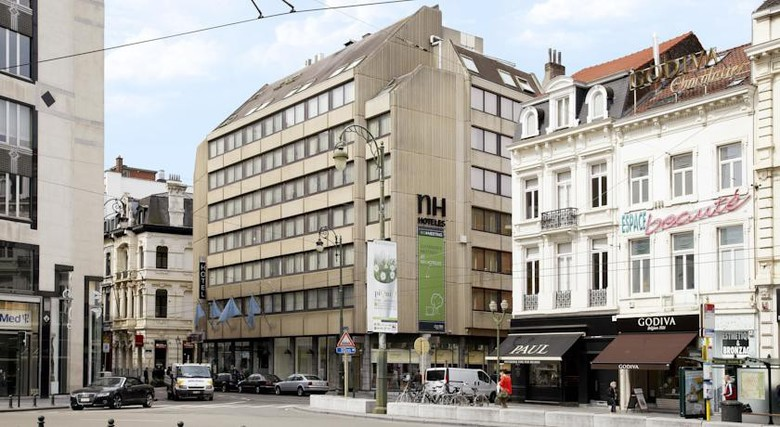 Hotel NH Brussels Louise