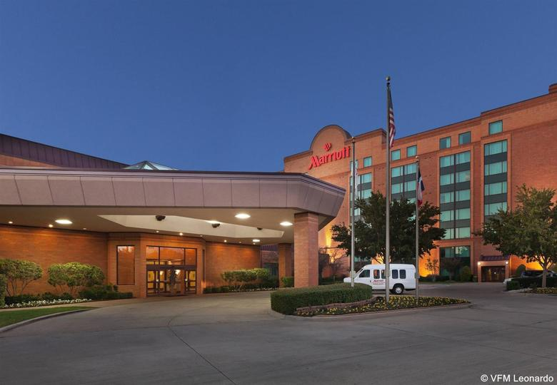 Hotel Dfw Airport South Marriott