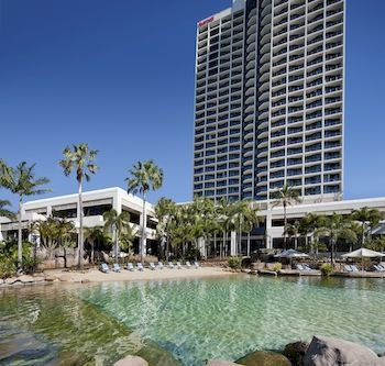 Hotel Marriott Surfers Paradise Resort & Spa