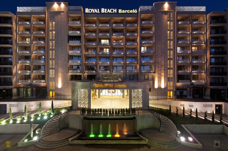 Hotel Barcelo Royal Beach