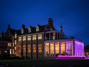 Hotel Stanbrook Abbey