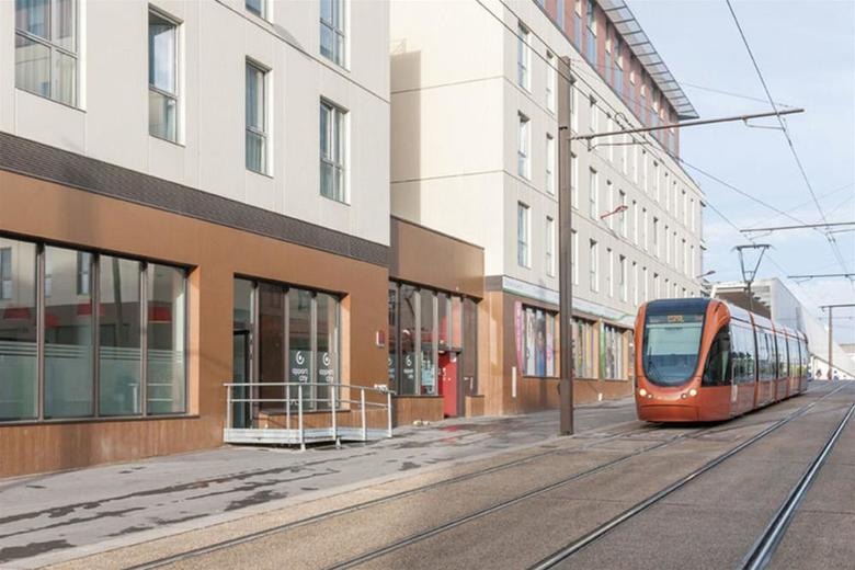 Residencia Appart City Le Mans Centre