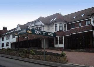 Hotel Quality  Luton Airport