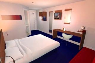 Hotel Travelodge Glasgow Braehead