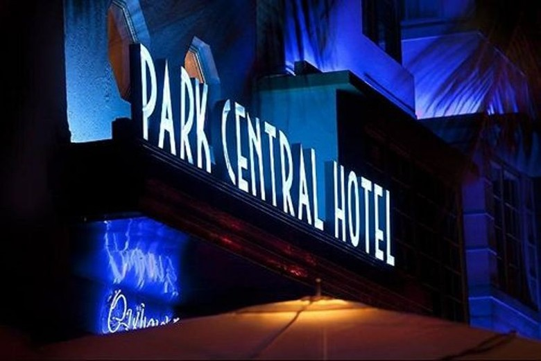 The Park Central Hotel