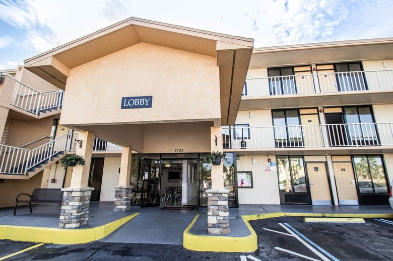 Hotel Econo Lodge International Drive At Universal