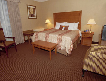 Hotel Days Inn Downtown Edmonton