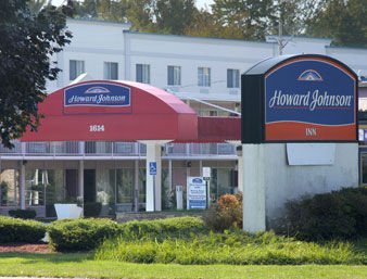 Hotel Howard Johnson Inn Central