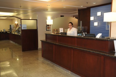 Hotel Holiday Inn Express Kamloops
