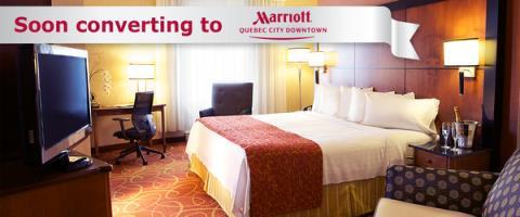 Hotel Courtyard Marriott Quebec