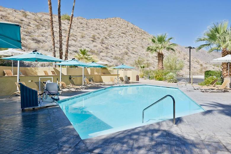 Hotel Best Western Palm Springs