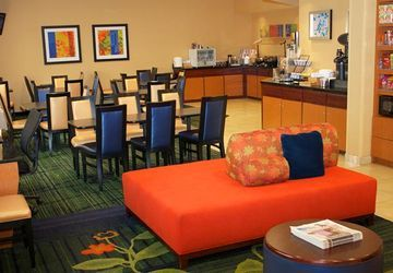 Hotel Fairfield Inn St. Petersburg Clearwater