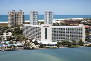 Hotel Marriott Suites Clearwater Beach On Sand Key