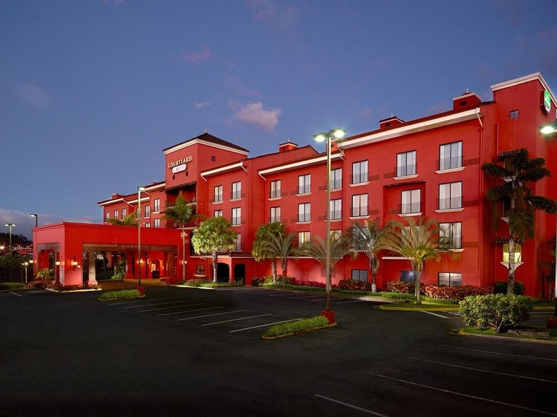 Hotel Courtyard By Marriott San Jos� Escazu