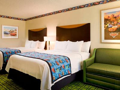 Hotel Fairfield Inn Anaheim Disneyland Resort