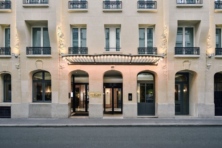 Hotel Echiquier Opera Paris Mgallery Collection