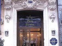 Hotel Best Western Plaza Elysees