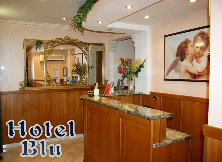 Hotel soggiorno blu roma for Soggiorno blu hotel roma