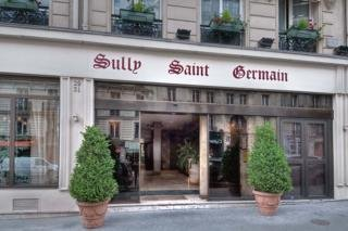 Hotel Sully Saint Germain