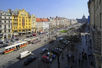 Apartamentos Apartments Wenceslas Square