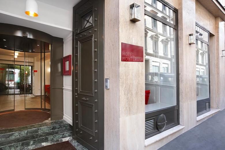 hotel monterosa paris paris ile de france