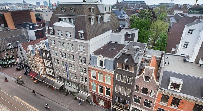 The Albus Hotel Amsterdam City Centre